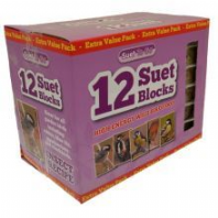 Suet to Go Block Value Pack 12 Pack